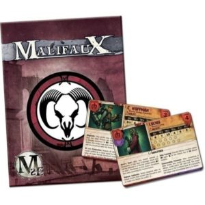 Malifaux Guild 2 Arsenal Pack