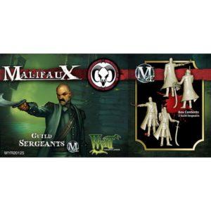 Malifaux Guild Sergeants