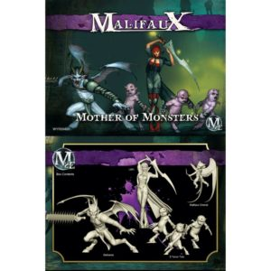 Malifaux Mother of Monsters Crew