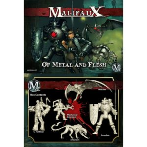Malifaux Of Metal and Flesh Crew