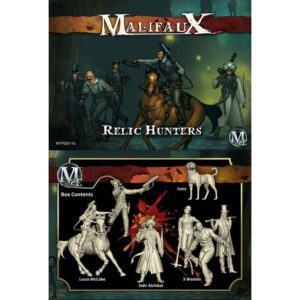 Malifaux Relic Hunters Crew