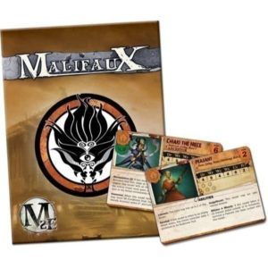 Malifaux Ten Thunder Wave 2 Arsenal Deck