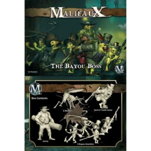 Malifaux The Bayou Boss