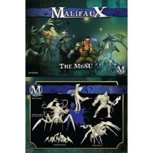 Malifaux The M&SU Crew