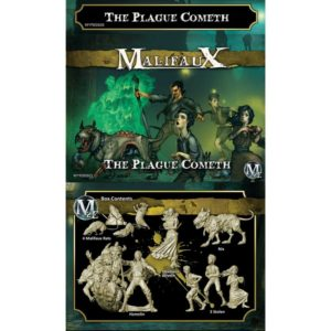 Malifaux The Plague Cometh
