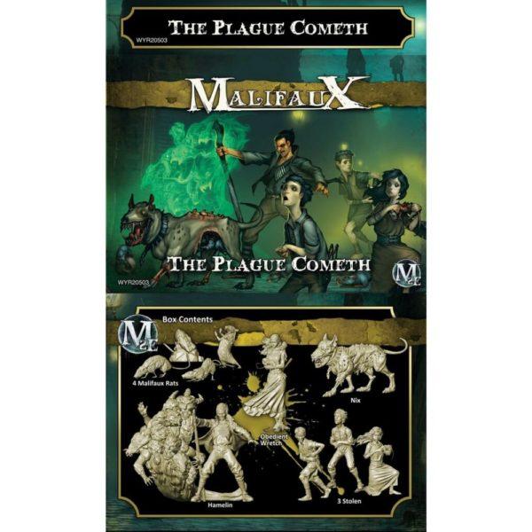 Malifaux The Plague Cometh