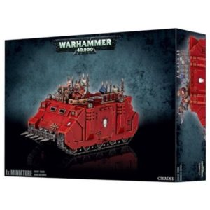 Миниатюры Chaos Space Marines Rhino