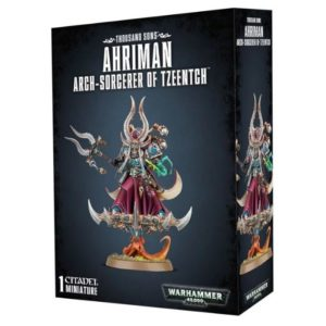 Миниатюры Warhammer 40000 Ahriman