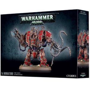 Миниатюры Warhammer 40000 Chaos Space Marine Helbrute