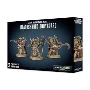 Миниатюры Warhammer 40000 Deathshroud Bodyguard