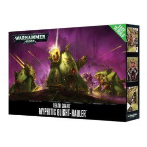 Миниатюры Warhammer 40000 Myphitic Blight-hauler