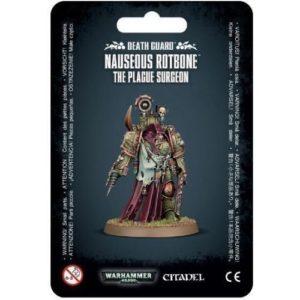 Миниатюры Warhammer 40000 Nauseous Rotbone