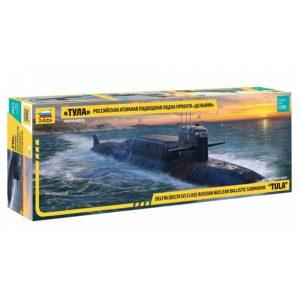 Модель подводной лодки Тула