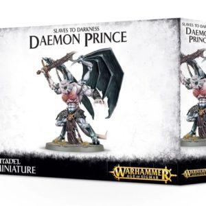 Warhammer Age of Sigmar – Демон Принц (Daemon Prince)
