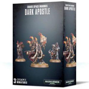 Dark Apostle Warhammer 40000