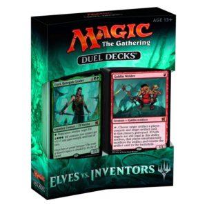 MTG Дуэльный набор Elves vs Inventors