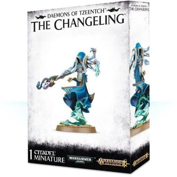 Warhammer Daemons of Tzeentch The Changeling