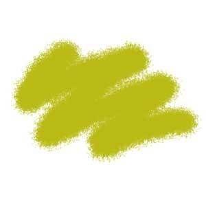 Краска желто оливковая немецкая 18 АКР