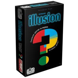 Настольная игра Иллюзия