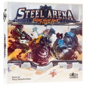 Настольная игра Стальная Арена