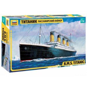 Сборная модель Титаника