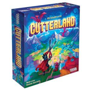 Cutterland настольная игра