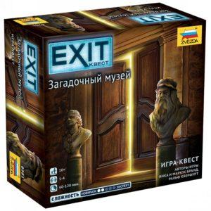EXIT КВЕСТ Загадочный музей
