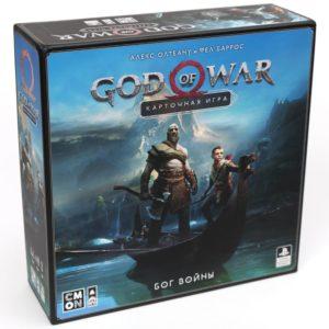 God of War настольная игра