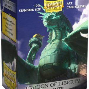 Протекторы Dragon Shield Dragon of Liberty
