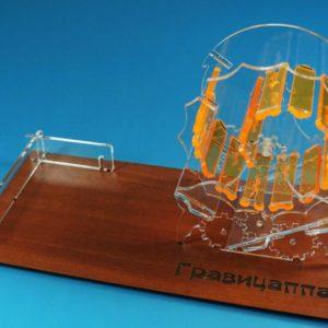 Башня для бросания кубиков Гравицаппа