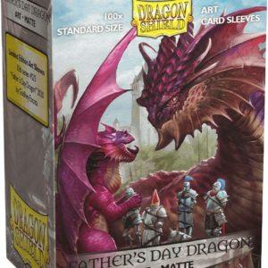 Протекторы Dragon Shield Fathers Day Dragon