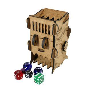 Башня для бросания кубиков Dice Crusher