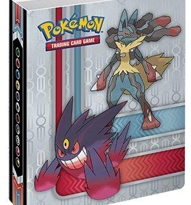 Альбом для карт Pokemon со встроенными листами на 60 карт