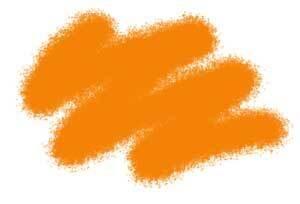 Краска оранжевая 33 АКР
