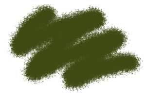 Краска темно-зеленая 51 АКР