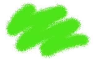 Краска ярко-зеленая 46 АКР