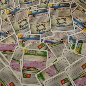 Промо набор карт для игры Покорение Марса