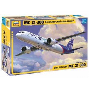 Самолет МС 21 300 модель 1 144