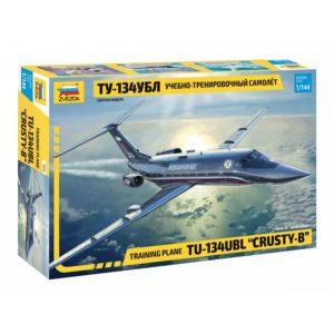 Самолет ТУ 134УБЛ модель 1 144
