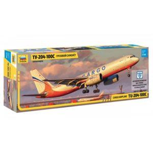 Самолет Ту 204 100С модель 1 144