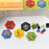 Хуанхэ и Янцзы настольная игра