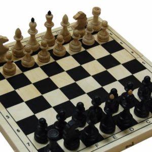 Шахматы Классические 42х21х5,6 Madon