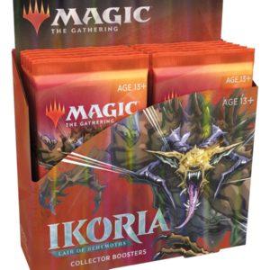 MTG коллекционный бустер Ikoria на английском языке