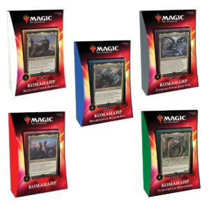 MTG Commander Decks Икория