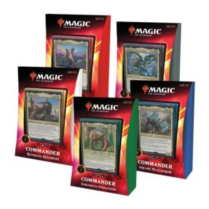 MTG Commander Decks Ikoria
