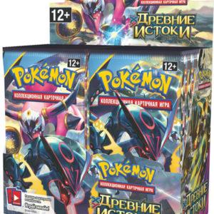 Pokemon Дисплей бустеров издания XY7 Древние Истоки