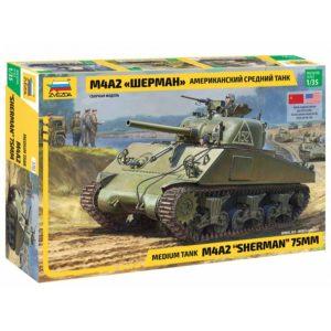 Модель Шерман 1 35 Звезда