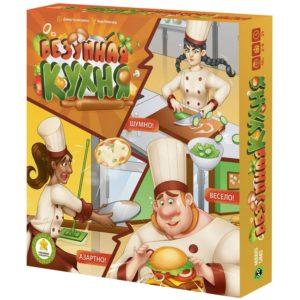 Настольная игра Безумная кухня