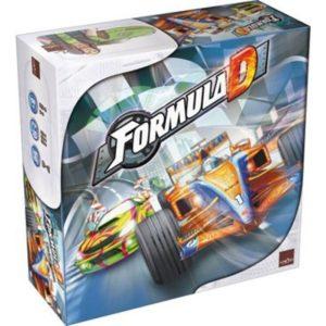 Настольная игра Формула Д