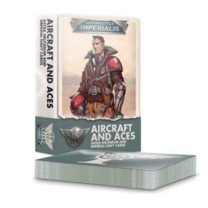 Aeronautica Imperialis Astra Militarum and Imperial Navy Cards